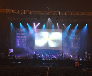 Shreya Ghoshal Tour 2011