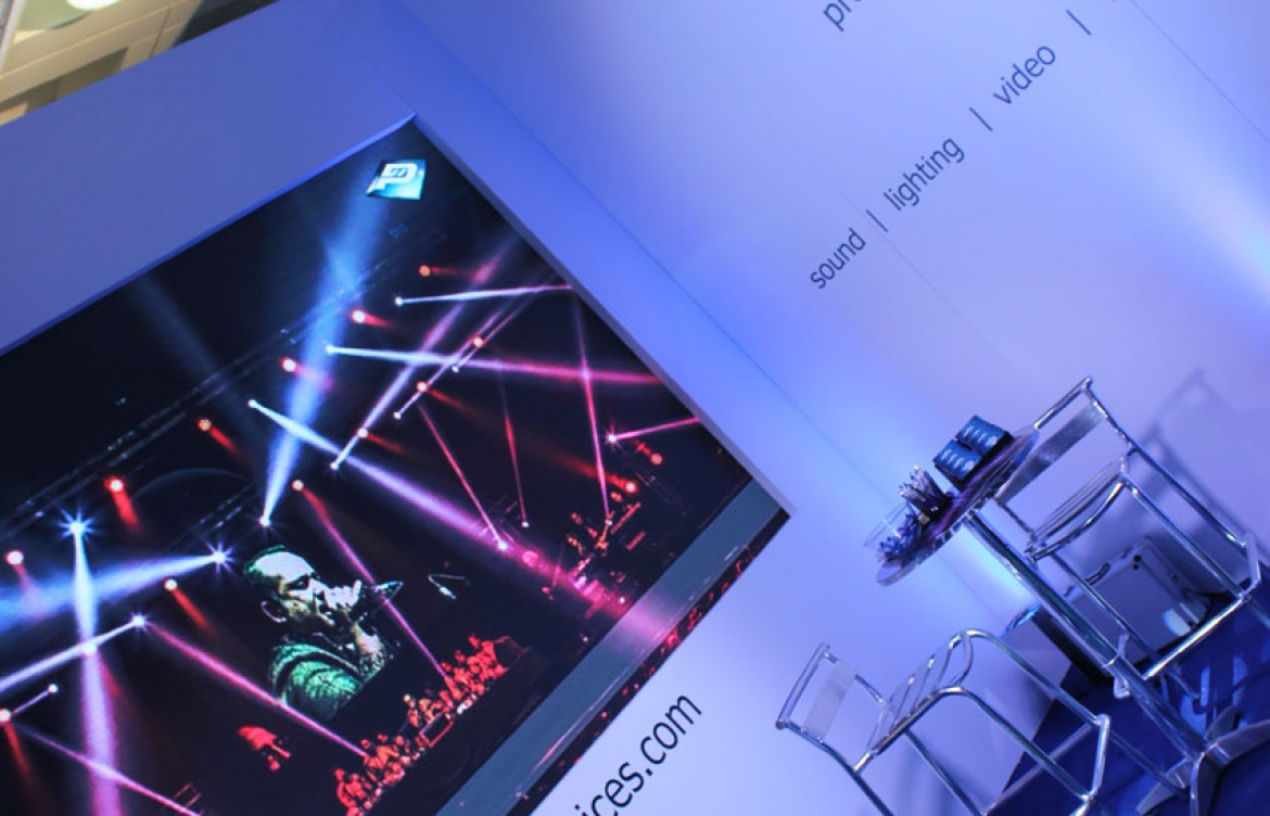 Event Production Show and International Confex 2015