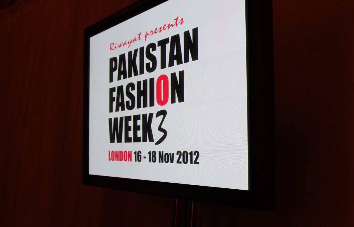 Pakistan Fashion Week 3