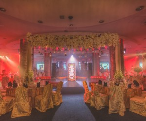Ravi and Nital's Circus themed Wedding