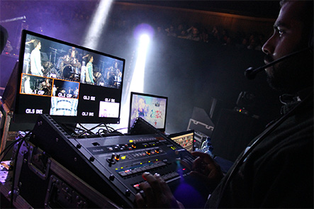 LED Video and Screen