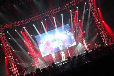Our Event and Stage Lighting Production