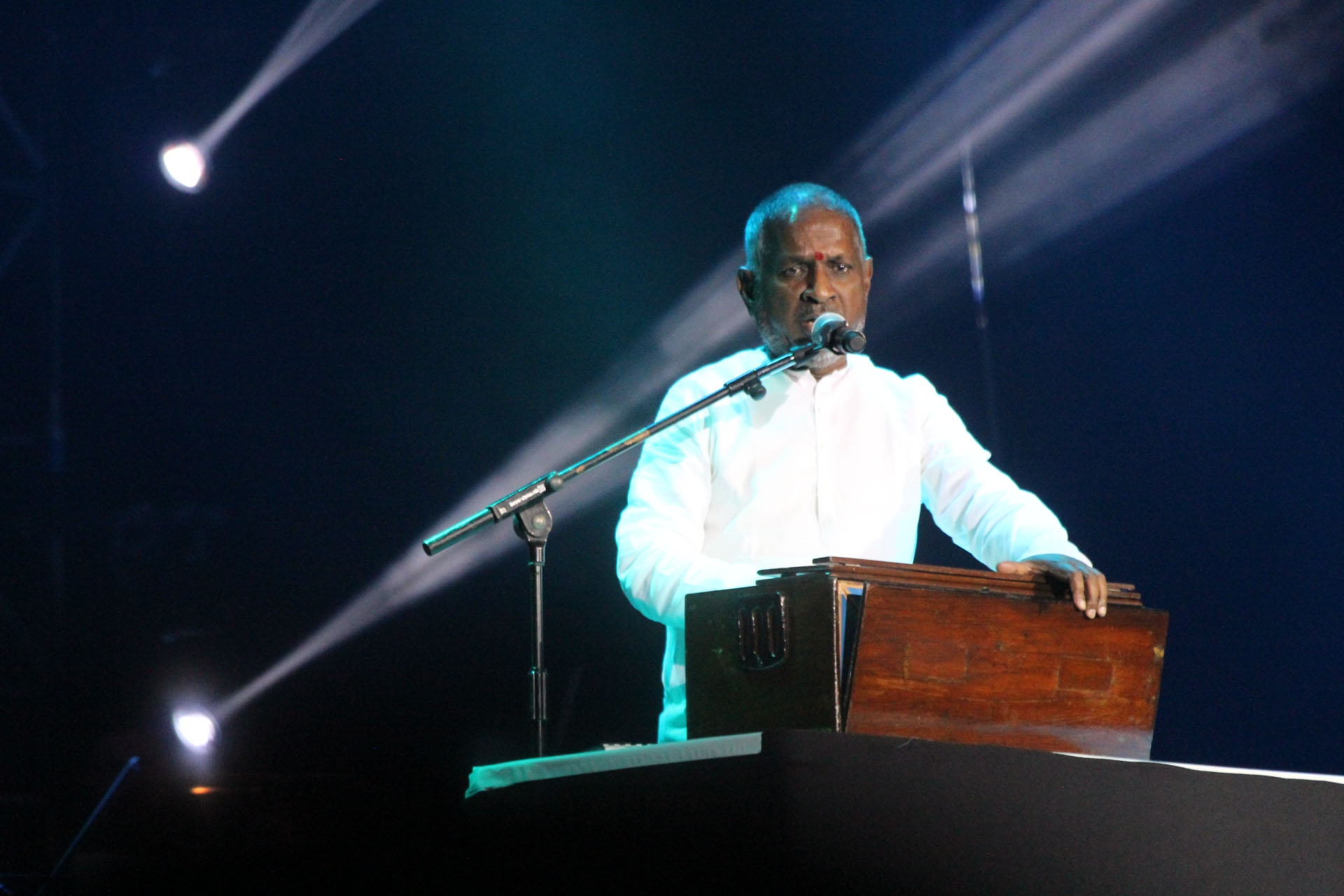 "Ilayaraja's ""Raja The Raja"""