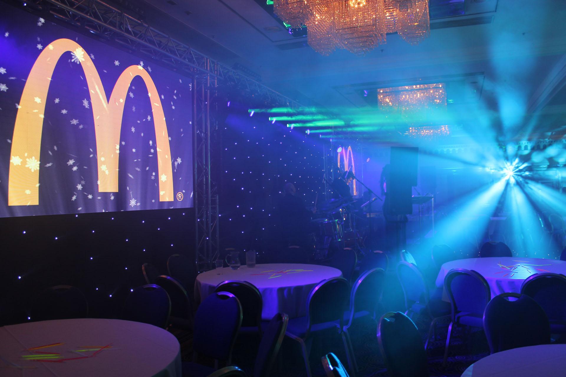 MacDonald's Christmas Awards Ceremony 2015