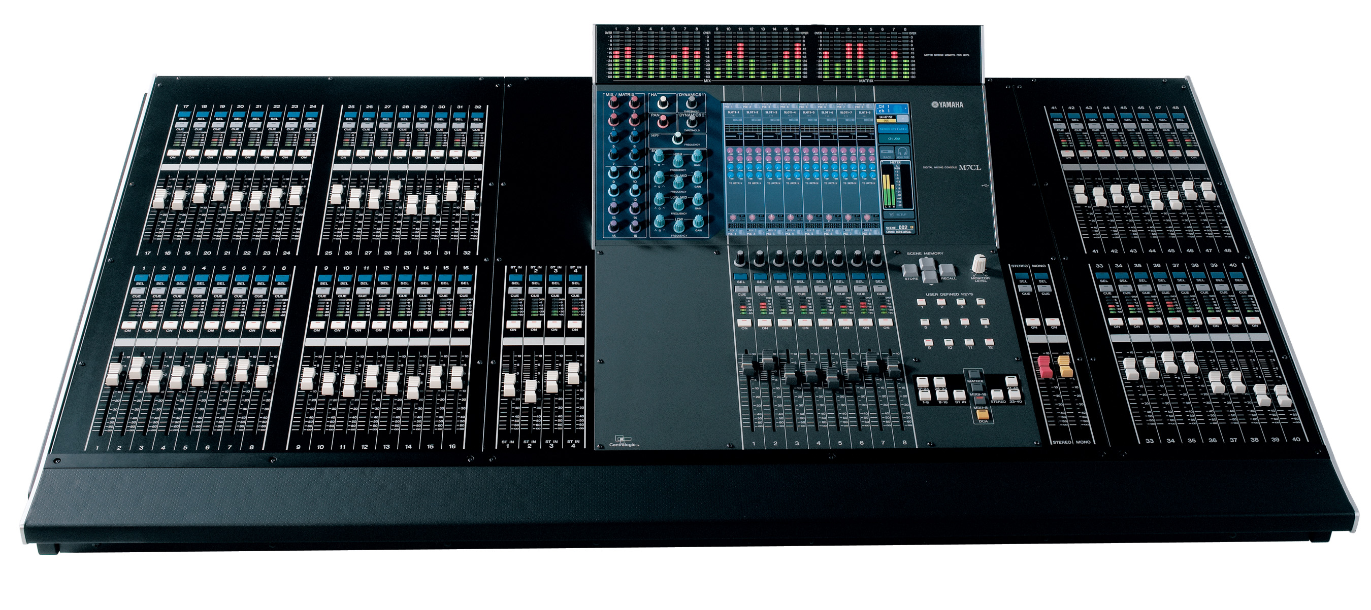 Mixing Console Hire