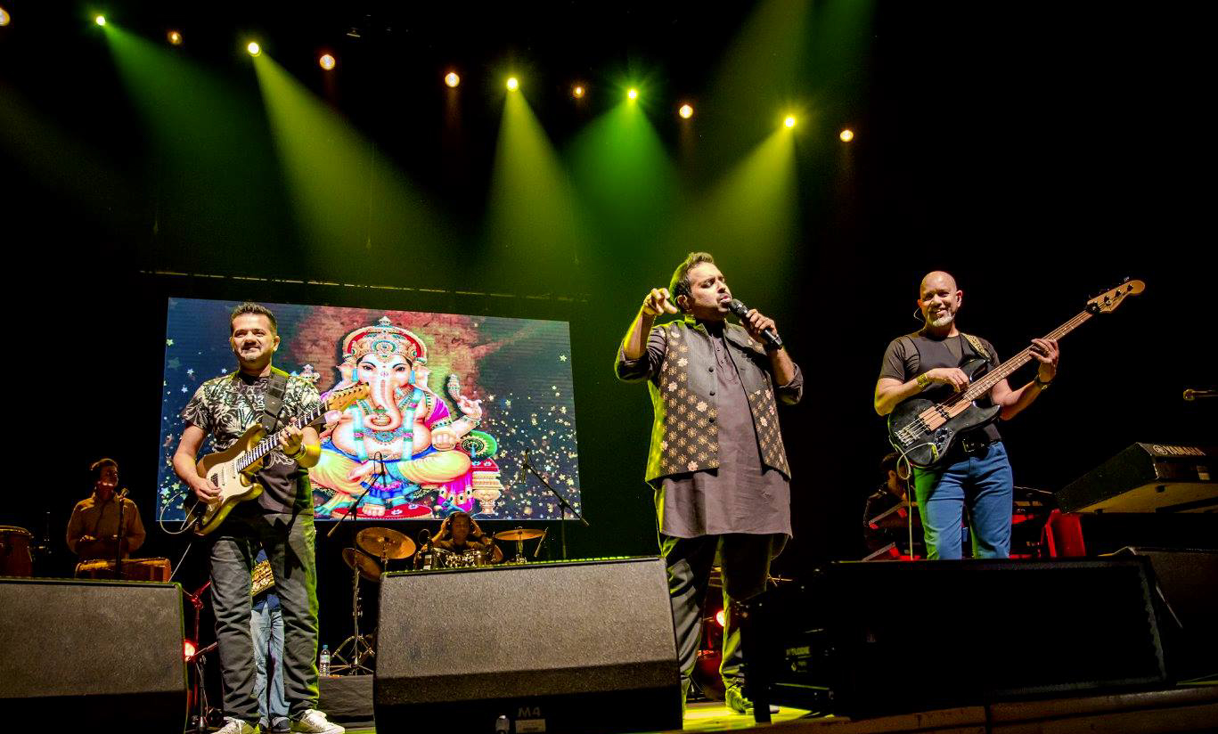 Shankar-Ehasaan-Loy UK Tour