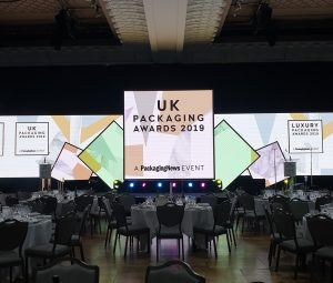 UK Packaging Awards 2019