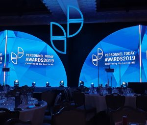 Personnel Today Awards 2019