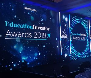 Education Investor Awards 2019