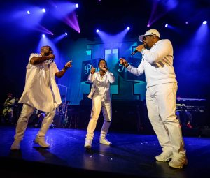 Boys II Men UK Tour