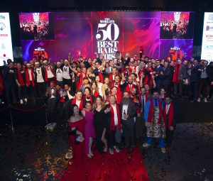 Worlds 50 Best Bars Awards