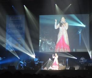 Shreya Ghoshal Tour 2011