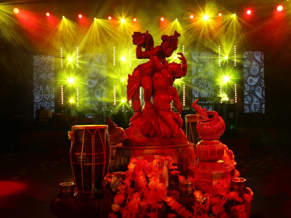 Dharam and Ridhi's Raas- Garba and Mendhi Night