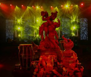Dharam and Ridhi's Raas-Garba and Mendhi Night