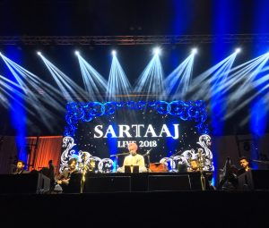 Satinder Sartaaj UK Tour 2018