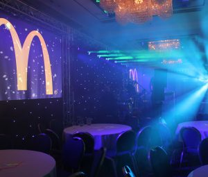 MacDonald's Christmas Awards Ceremony 2015