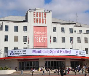 Mind Body Spirit Festival London 2013