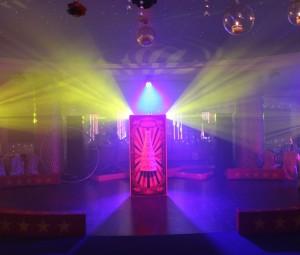 Ravi and Nital's Circus themed Wedding