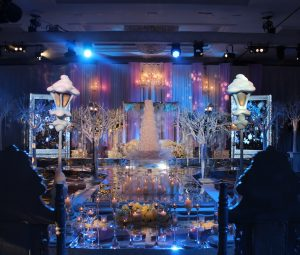 Winter Wonderland Reception