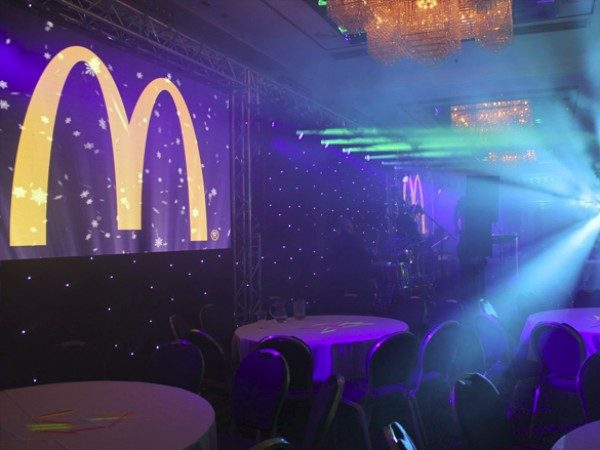McDonald's at Radisson Blu Portman Hotel