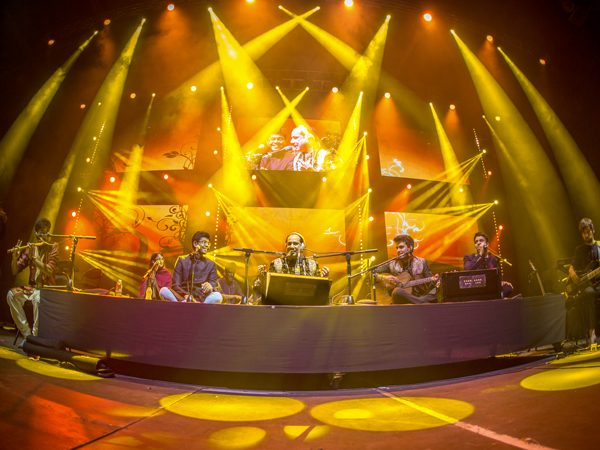 Ustad Rahat Fateh Ali Khan UK Tour 2016
