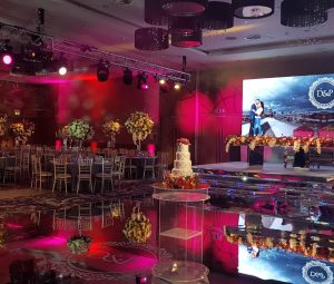 Dil and Preety's Magical Wedding Reception